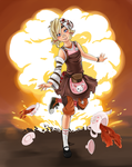 Tiny Tina by Blackash