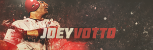 Joey Votto by OldChili