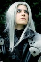 Sephiroth 'Like open doors' by Hirako-f-w