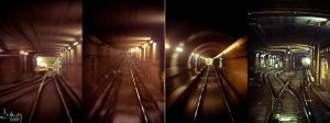 Zoom: Toronto Underground by DemonX01
