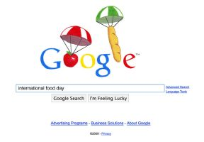 Google Holiday Logo by thegreengiant
