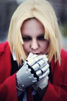 Edward Elric 2 by ash-colored-sky