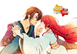 Render Akatsuki no yona by princessyona2