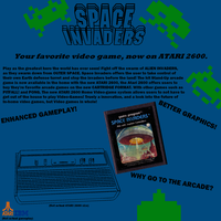 Space Invaders by Revolution689