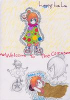 Loopy LaLa The Circus Clown by 0StarChaser0