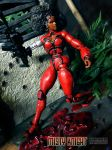 Custom Figure: Misty Knight by Tystarr