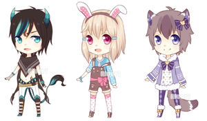 Adopt auction #4 [ GIVING AWAY ADOPT #2 ] CLOSED by Riuori