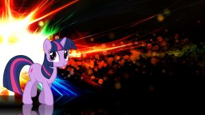 Twilight Sparkle Wallpaper #2 by Kigaroth