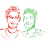 Septiplier Away Co. by pumpkincore
