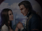Belle and her Prince by Diamond1984