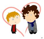 Johnlock my precious babies... by demonChasing