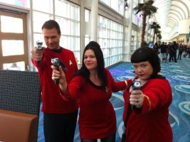 Long Beach Comic Con, 05.13 by TheLadyNightshayde
