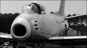 F86 Sabre by ColonelKilgore