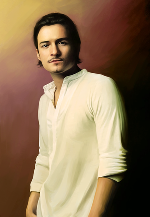tatuajes orlando bloom. Guess what I'm wearing today