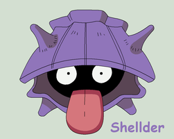 Shellder by Roky320