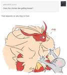 Moar Ask by the-overfiend