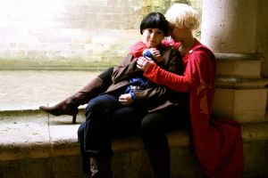 Merthur: I will always be there by missy2laina