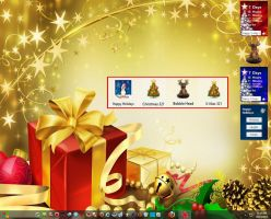 4 Win7 Happy Holiday Gadgets Installer by KeybrdCowboy