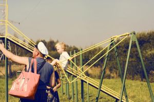 russian family by yellowish