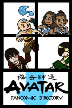 Avatar Fancomic Directory ID by avatarfancomics