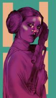 Leia by EvanBryce
