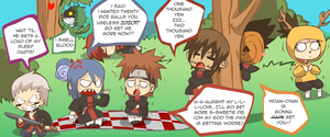 Akatsuki Forest Danger by spades-ryou