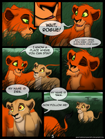 The Outland's Sorrow - Part 1 - Page 5 by TuesdayTamworth