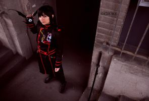 Set - D.Gray-Man - Yu Kanda by GiukyLavelace