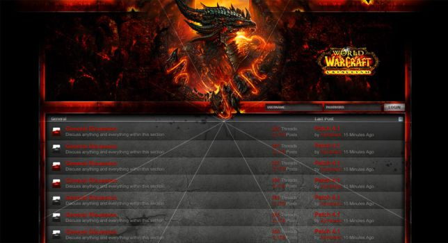 For Sale: WoW-Based Design by Xymbiant