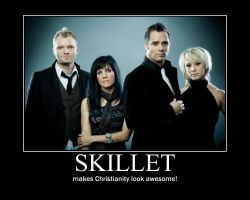 Skillet on Christianity by darkri97