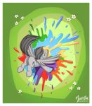 Rainbow Splash by Rabidcrb