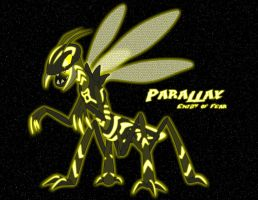 Parallax :Entity of Fear: by Xelku9