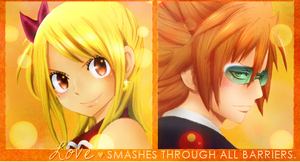 LucyLoki Banner by tristefleur