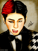ZICO - Block B by Eilyn-Chan
