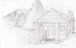 little house by mafermoreno