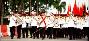NDP'09, SAF Band by ShutterSpd