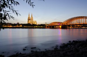 Cologne by FlorianHesse