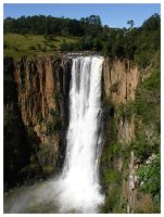 Howick Falls, South Africa by marksmayo
