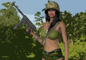 LFP: Hot Jungle Warfare by hotrod5