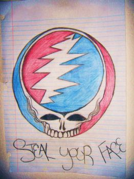 steal your face by JessicaMercier