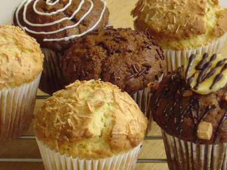 Muffins by meechan