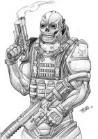 The Punisher by PeterMan2070