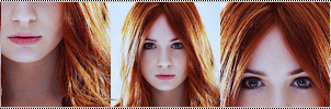 karen Gillan icon Block by alitaz