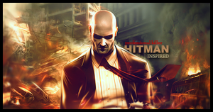 Hitman tag by Red-wins