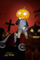 Happy Halloween Day by Angell-studio