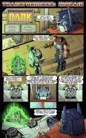 """TRANSFORMERS: MOSAIC """"RANK"""" by hiredhand"""
