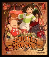 Spirited Away by jdesigns79