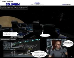 Space Station Columbia - Stage 2 - page 10 by KnightTek