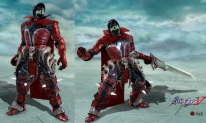 Medieval Spawn Soul Calibur V CAS by ACZCipher