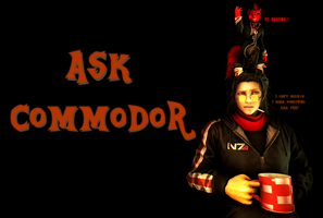 -Ask Commodor- by Commodor-Richter